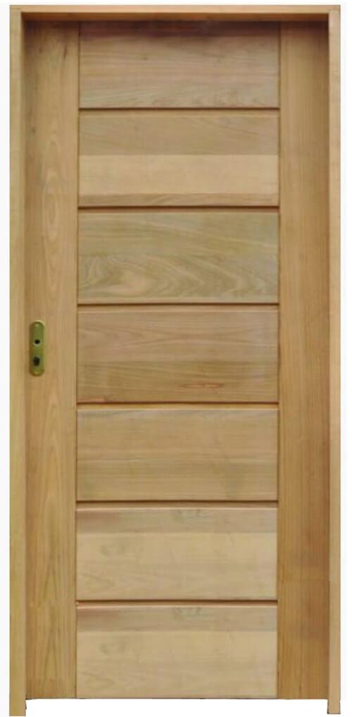 Porta de madeira tauri